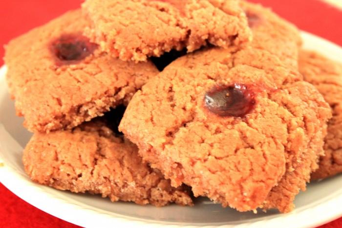 biscotti rustici alla marmellata