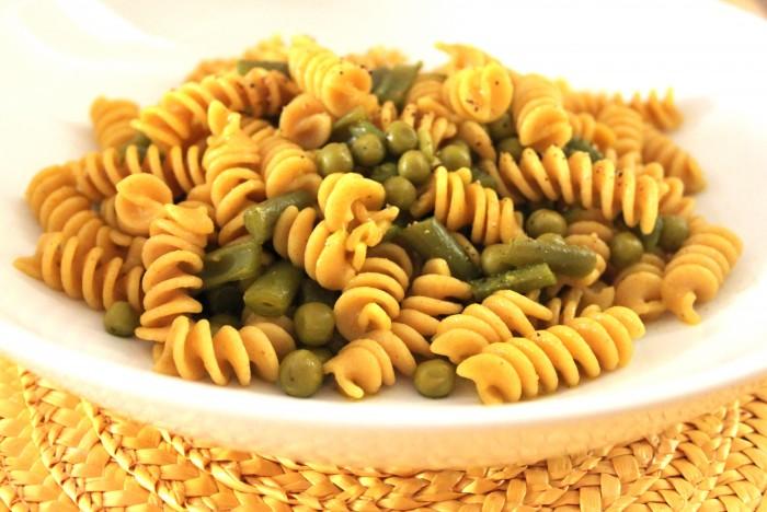 pasta giallo verde
