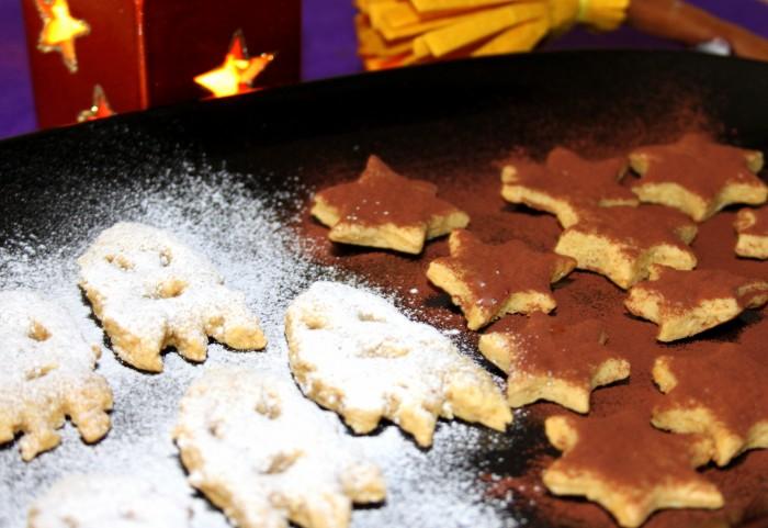 biscotti vegani di halloween