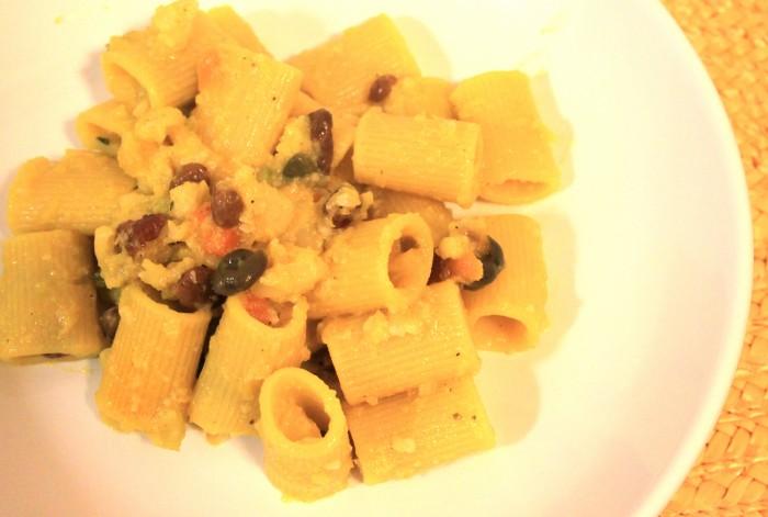 pasta al cavolfiore sicilian style
