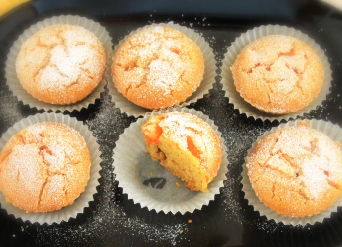 muffin vegan senza glutine