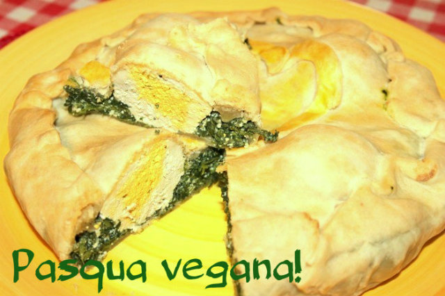 8 idee per 8 torte salate vegan