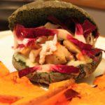 Pane arabo fatto in casa con green boost