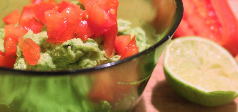 guacamole vegan ricetta veloce
