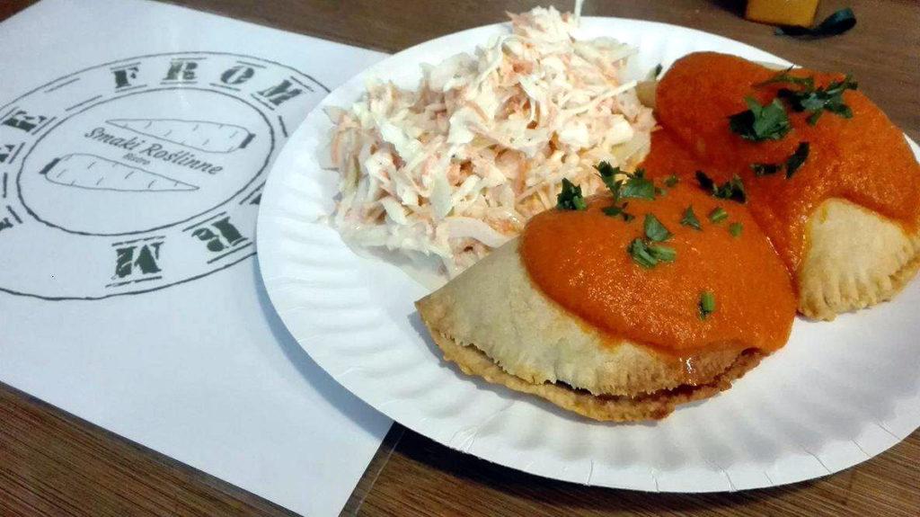 Dove mangiare vegano Cracovia