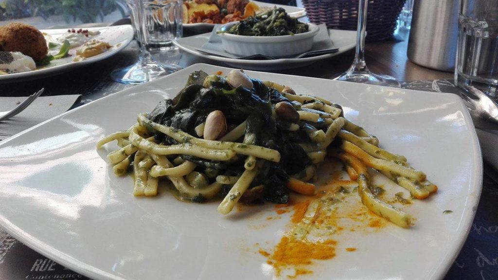 Dove mangiare vegano a Napoli - Cavoli Nostri