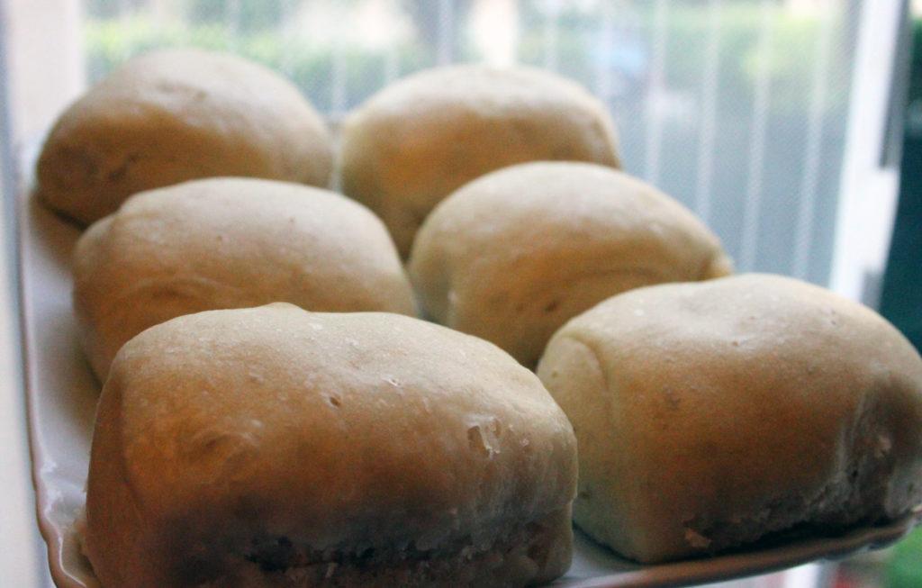 panini cinesi al vapore vegan ricetta
