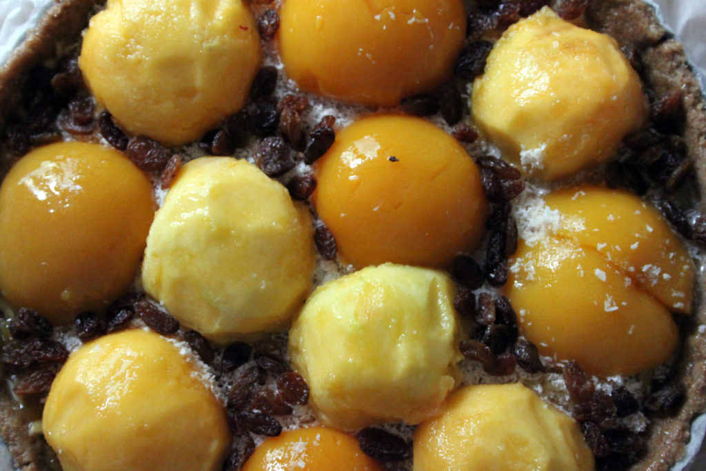 crostata vegana integrale ricetta
