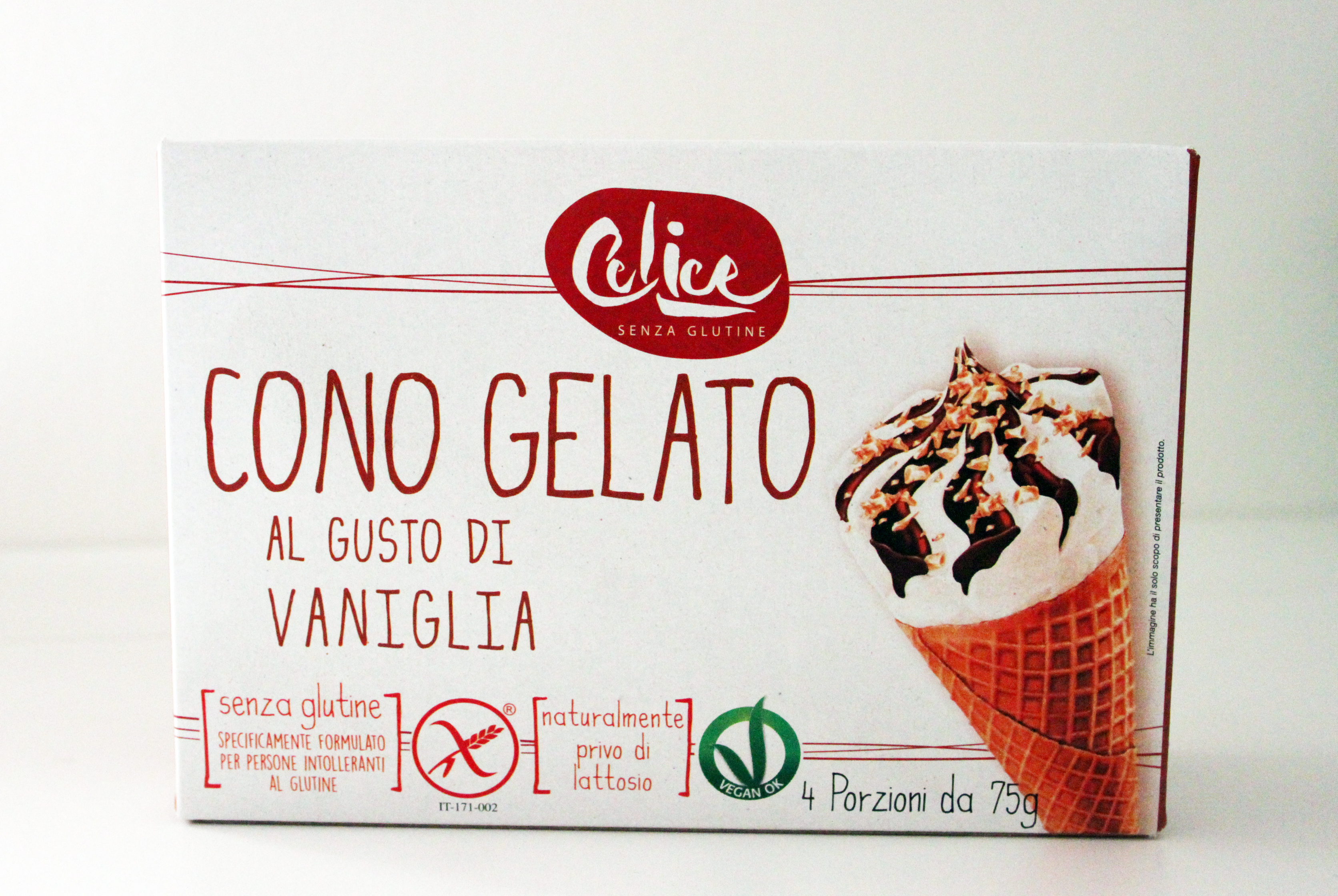 cono gelato vegan quale scegliere