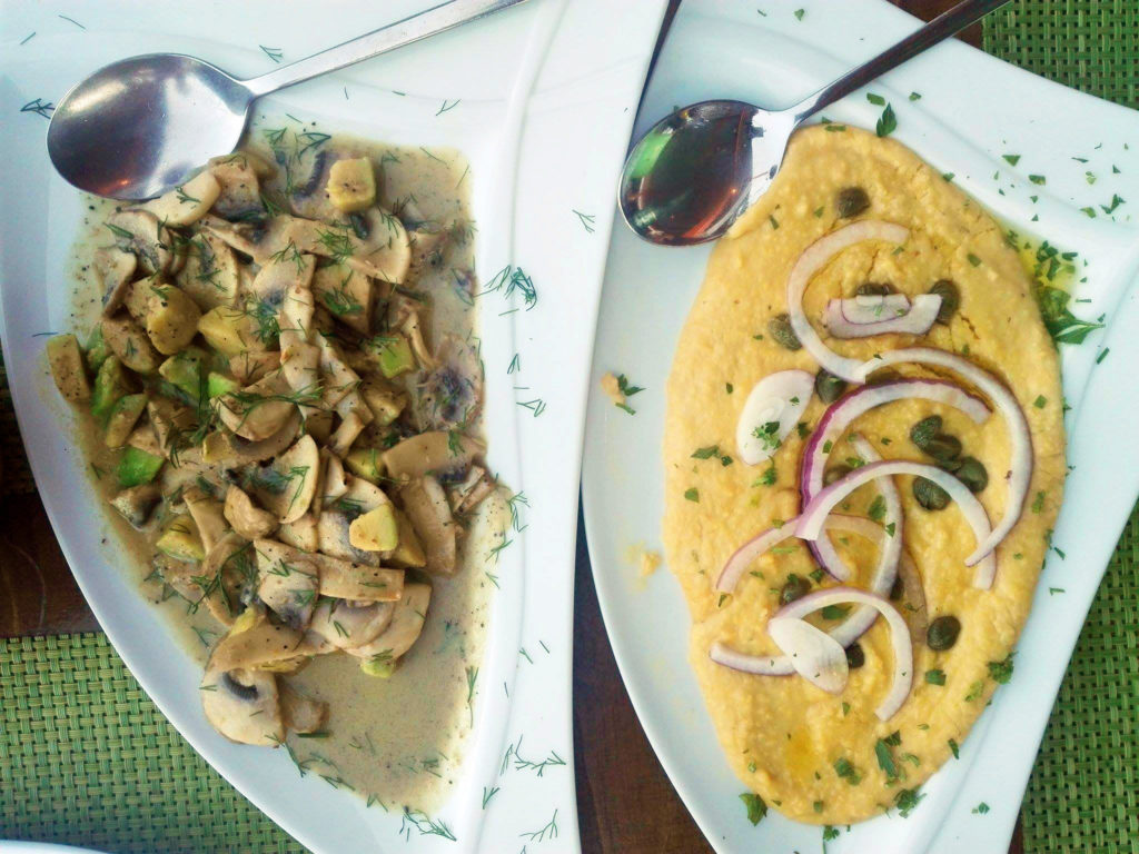 ristoranti vegani santorini