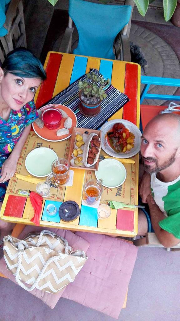 ristoranti vegani a santorini