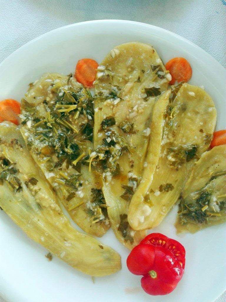 mangiare vegano a santorini