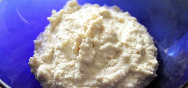 formaggio crudista di anacardi ricetta