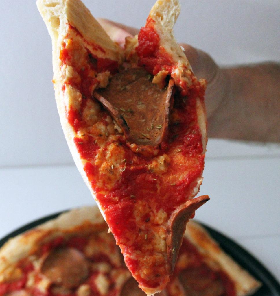 Ny Style Vegan Pizza ricetta