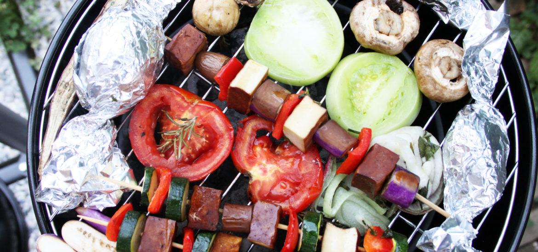 grigliata mista vegan