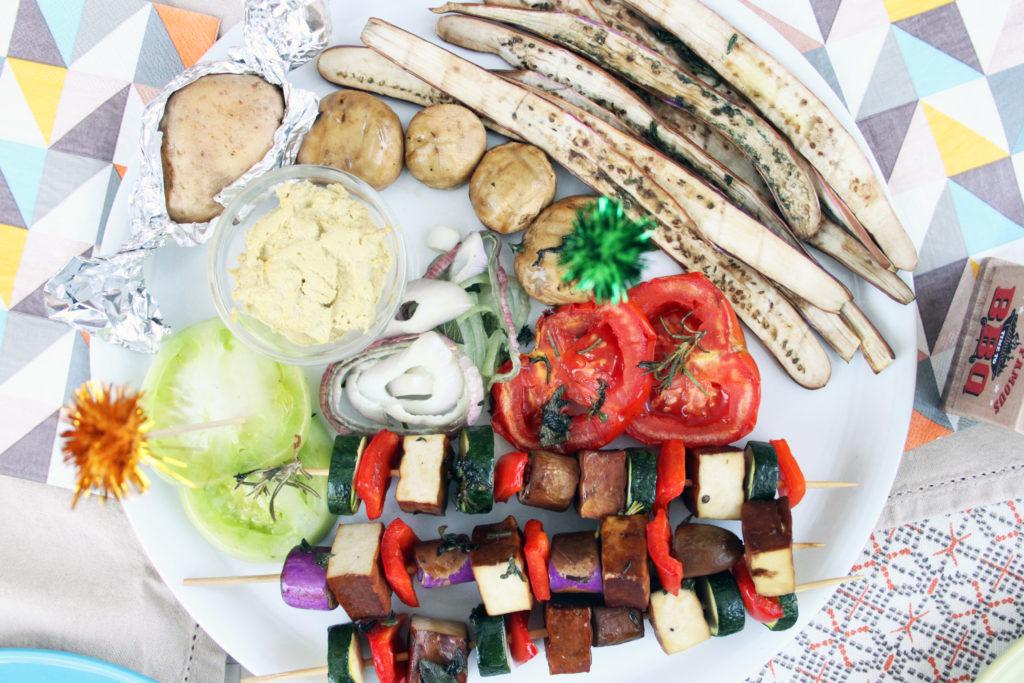 grigliata mista vegetale
