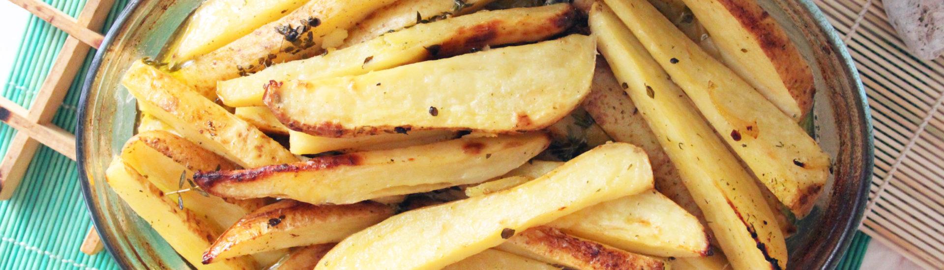 patate al limone alla greca