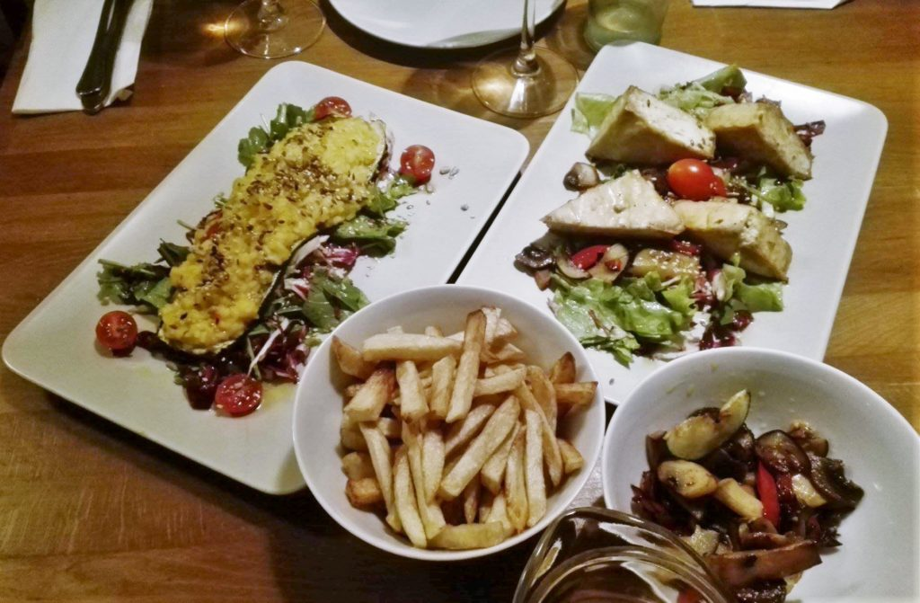 ristoranti vegani croazia parenzo rovigno pola