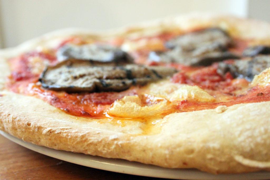 ricette pizze vegane
