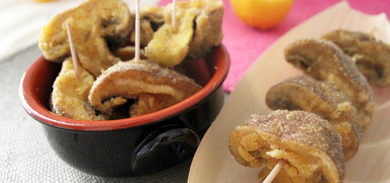 funghi fritti in pastella senza uova