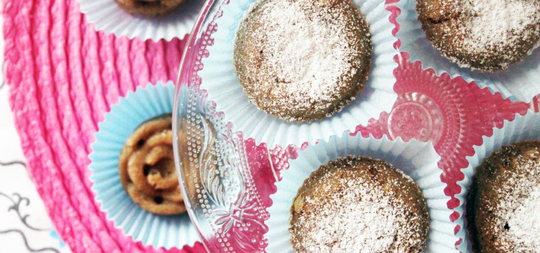 muffin di quinoa vegan