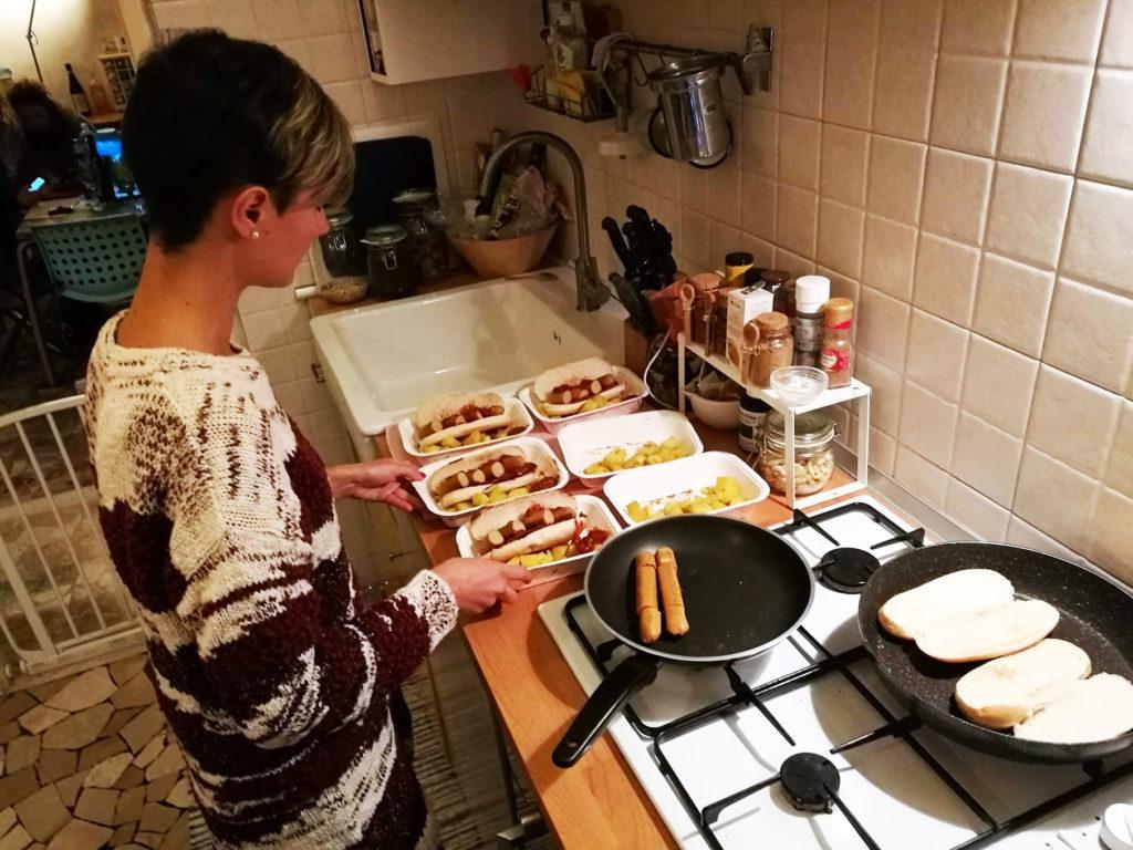 currywurst vegano ricetta