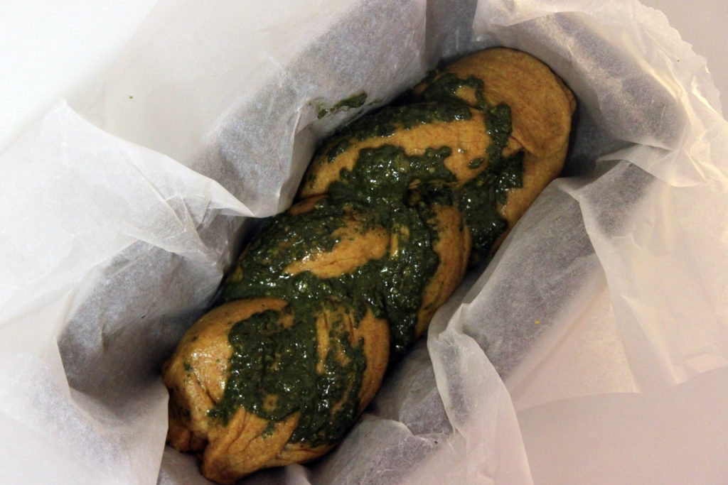 ricetta pan brioche salato vegan