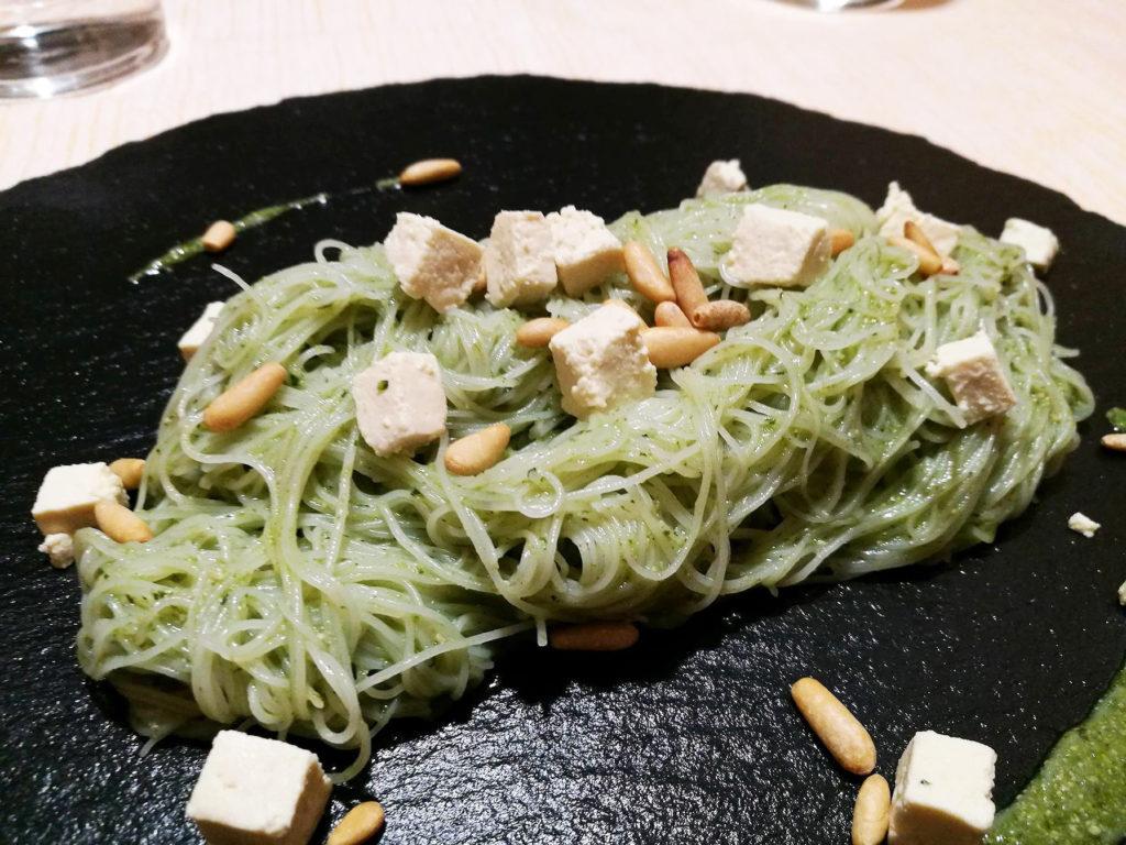 ristorante menu vegano sughero mestre venezia