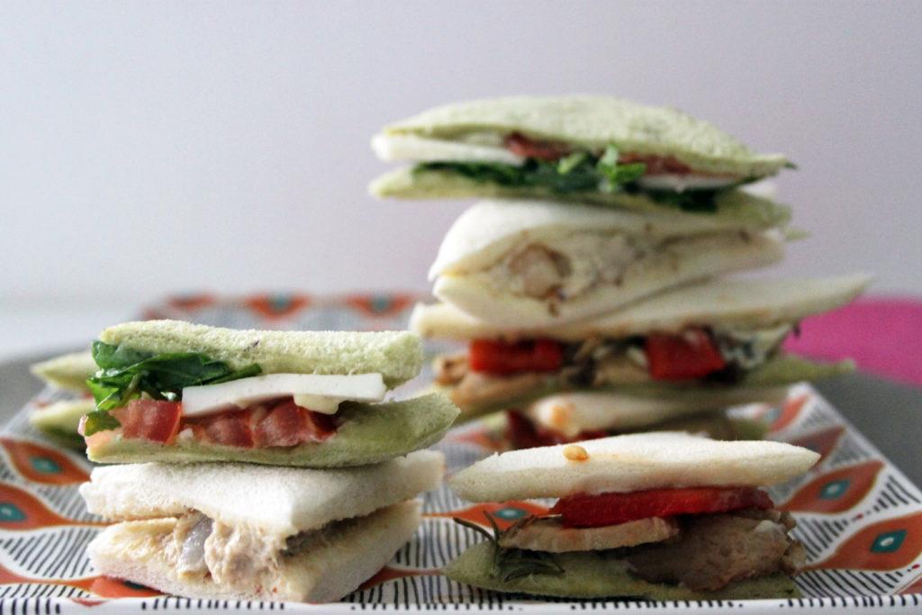 tramezzini vegan ricette