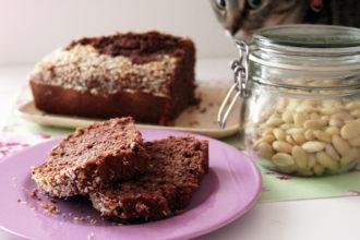 plum cake vegan al cioccolato ricetta