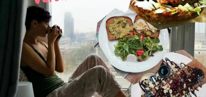 ristoranti vegani a varsavia