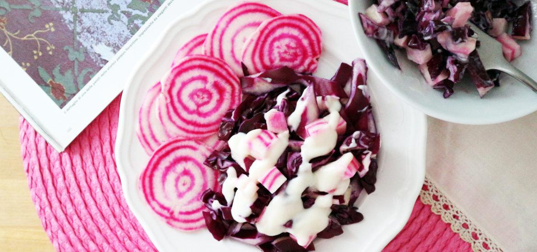 coleslaw light ricetta vegan