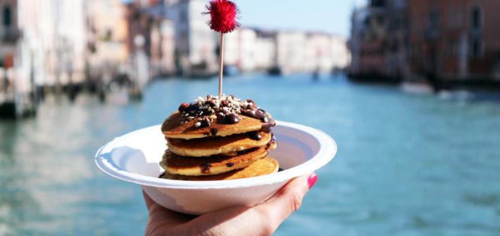 pancake vegan senza glutine