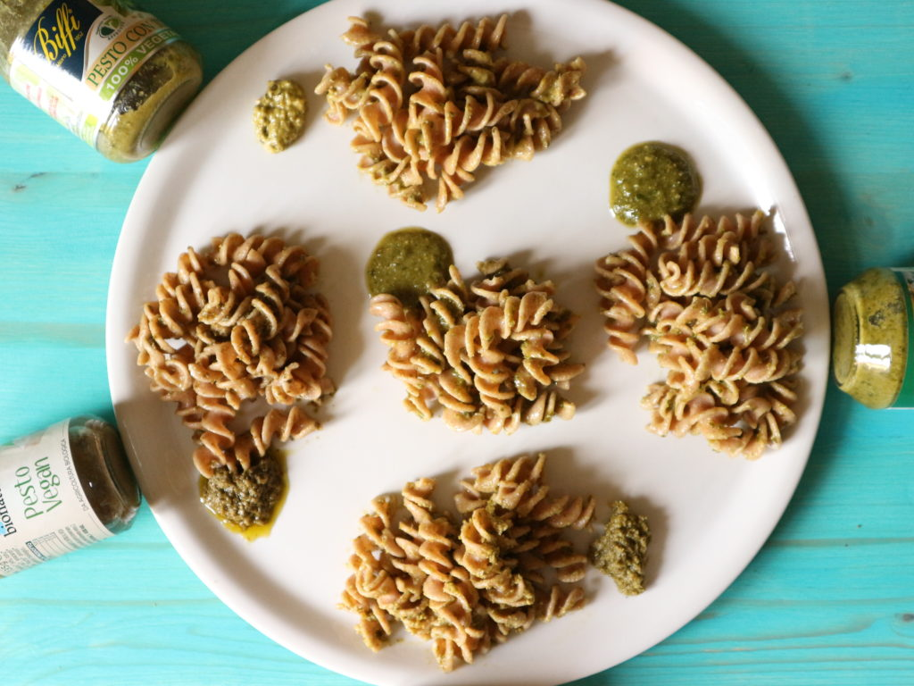 pesto vegan marche test