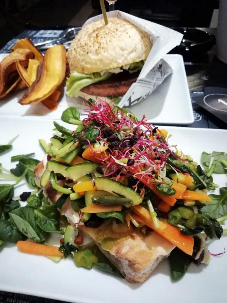bistrot 55 menu vegan
