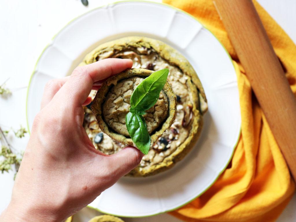 quiche vegana ricetta