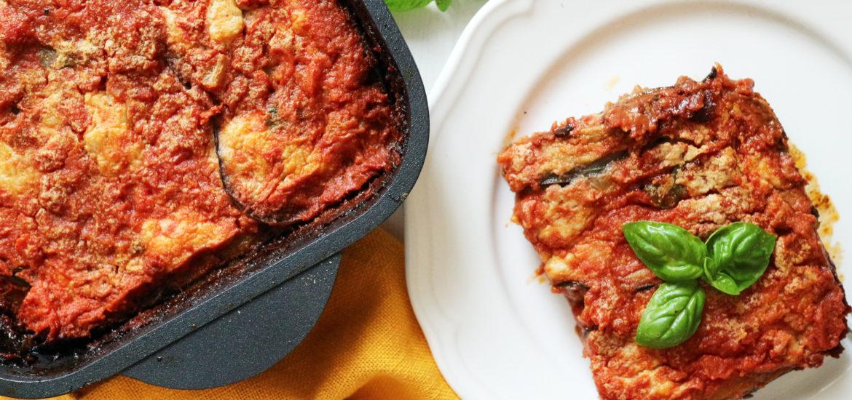 melanzane alla parmigiana vegan ricetta