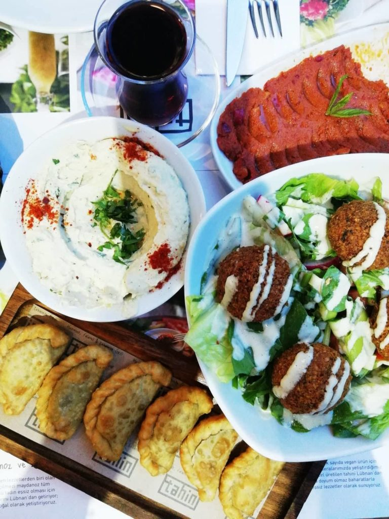 dove mangiare vegano a istanbul