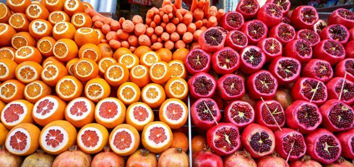 mangiare vegano a Istanbul