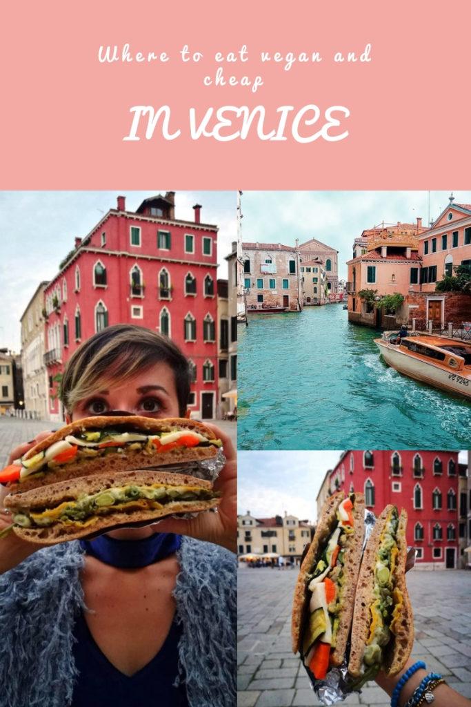 mangiare vegano spenendo poco a venezia