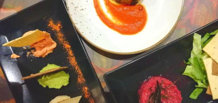 ginger gilly ristorante vegano Padova