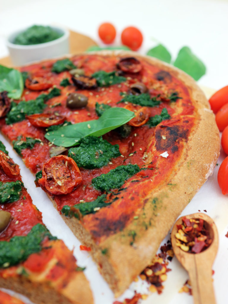 pizza impasto peperoncino