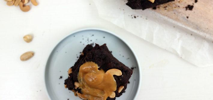 brownies vegan senza lievito