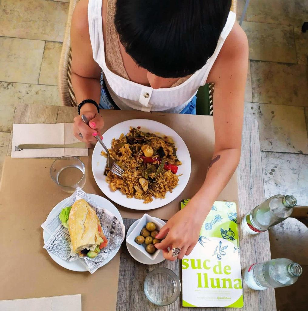 ristoranti vegani a Valencia