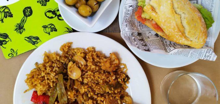 ristoranti vegani Valencia