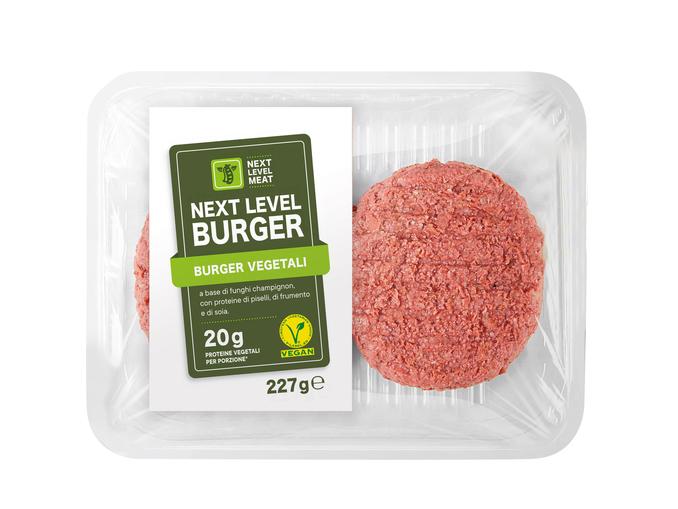 Next Level Burger Lidl Italia