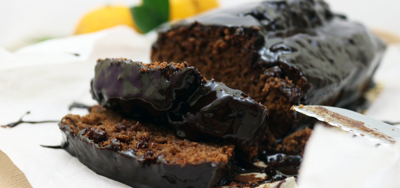 Plumcake vegano al cioccolato