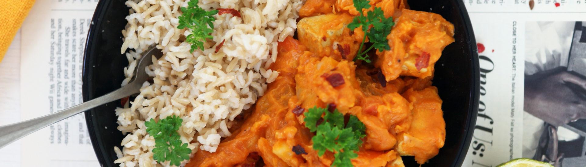 curry giapponese di verdure