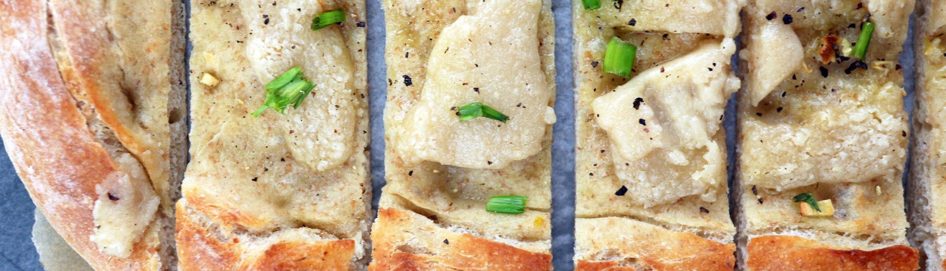 formaggio vegano per pizza