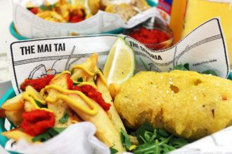 fish and chips vegano ricetta